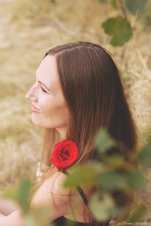 3. Portrét fotografie