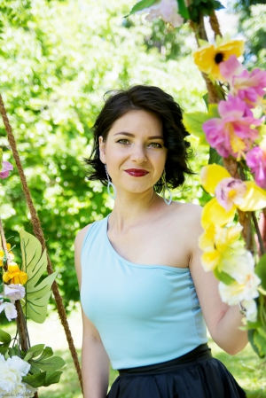 Portretne fotenie 31.05.15 - Infanta Photography
